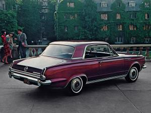 1965 Plymouth Valiant Signet 2-Door Hardtop