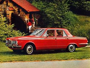 1965 Plymouth Valiant V-200 Sedan