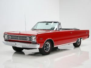 1966 Plymouth Belvedere Satellite Convertible