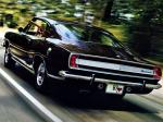 Plymouth Barracuda Fastback 1967 года