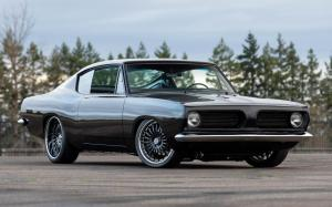 Plymouth Barracuda Formula S Fastback by West Coast Customs (BH29) '1967