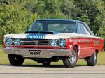 Plymouth Belvedere Hemi RO23 Hardtop Coupe Race Car 1967 года