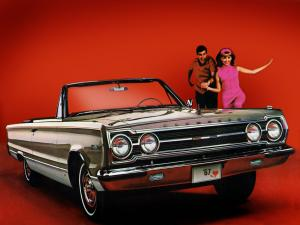 1967 Plymouth Belvedere Satellite Convertible