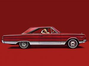 1967 Plymouth Belvedere Satellite Hardtop Coupe