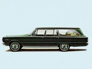 1967 Plymouth Belvedere ll Station Wagon