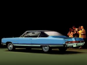 1967 Plymouth VIP Fast Top Coupe