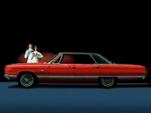 1967 Plymouth VIP Hardtop Sedan