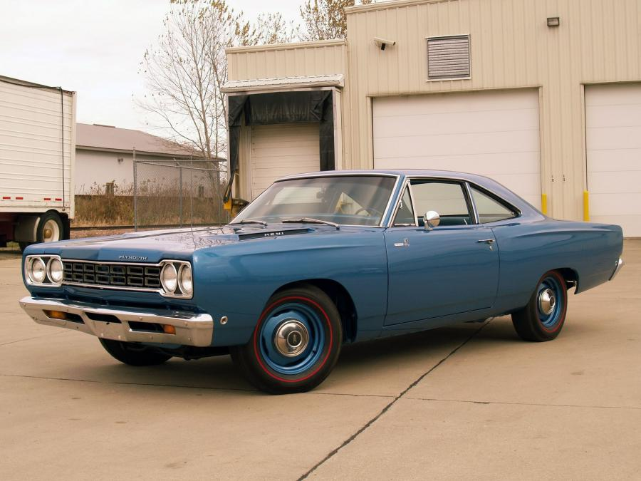 Plymouth Road Runner 426 Hemi Coupe