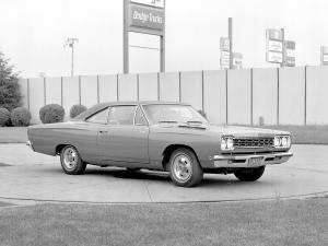 1968 Plymouth Road Runner Coupe Proposal