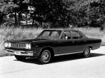 Plymouth Satellite Sedan 1968 года