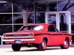 Plymouth Barracuda Hardtop Coupe 1969 года