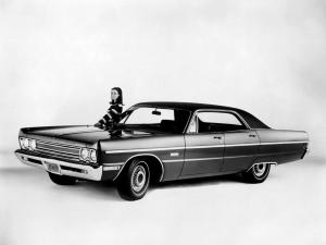 Plymouth Fury III Hardtop Sedan