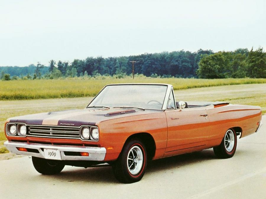 Plymouth Road Runner 383 Convertible