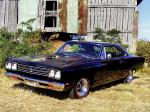 Plymouth Road Runner 383 Hardtop Coupe 1969 года