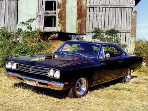 1969 Plymouth Road Runner 383 Hardtop Coupe