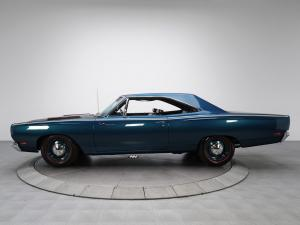 Plymouth Road Runner 426 Hemi Hardtop Coupe 1969 года