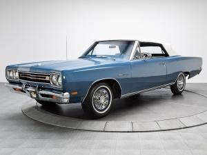 Plymouth Sport Satellite Convertible 1969 года