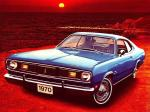 Plymouth Duster 1970 года