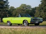 Plymouth Road Runner Convertible 1970 года