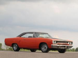 Plymouth Road Runner Hardtop Coupe 1970 года