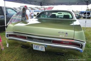 Plymouth Sport Fury GT 1970 года