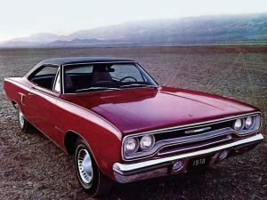 Plymouth Sport Satellite Hardtop Coupe 1970 года