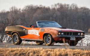 Plymouth 'Cuda 440 Convertible (BS27, 1 of 17) '1971