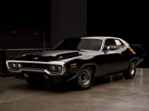 1971 Plymouth Road Runner 340