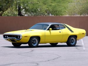 Plymouth Road Runner 383 1971 года