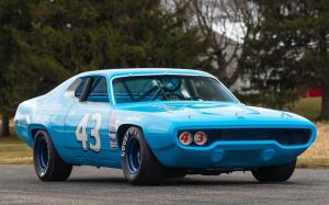 Plymouth Road Runner Richard Petty NASCAR '1971