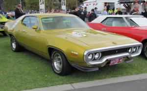 Plymouth Road Runner 1971 года
