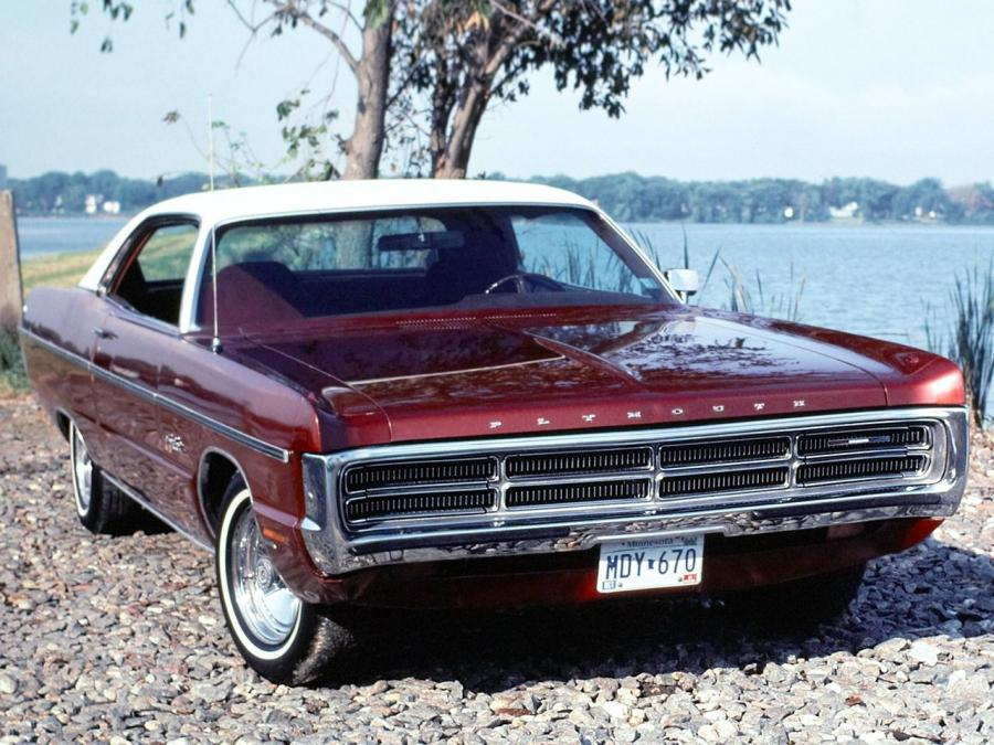 Plymouth Sport Fury Hardtop Coupe