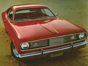 Plymouth Valiant Scamp Hardtop Coupe 1971 года