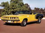 Plymouth 'Cuda 383 Convertible 1971 года