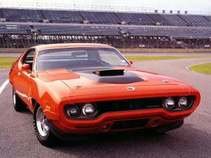 1972 Plymouth Road Runner 440 plus 6