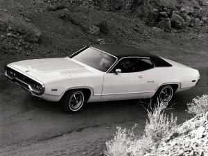 Plymouth Satellite Sebring 2-Door Hardtop 1972 года