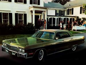 1973 Plymouth Fury Gran Sedan