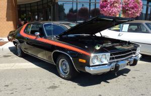 Plymouth Road Runner GTX 1973 года