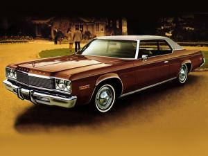 1974 Plymouth Fury Gran Coupe