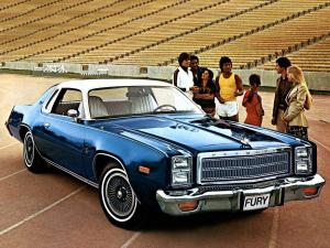 1977 Plymouth Fury Sport
