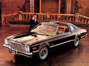 1977 Plymouth Volare T-Roof Coupe