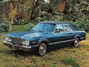 1978 Plymouth Volare Sedan