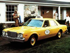 1978 Plymouth Volare Taxi