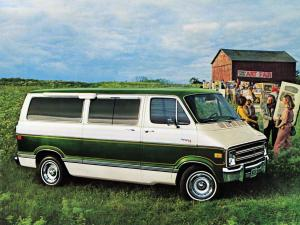 1978 Plymouth Voyager