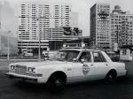 Plymouth Gran Fury Pursuit 1982 года