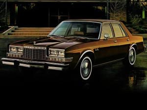 Plymouth Gran Fury 1982 года
