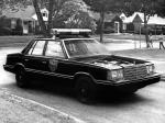 Plymouth Reliant Police 1982 года