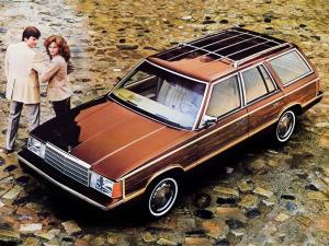 1982 Plymouth Reliant SE Station Wagon