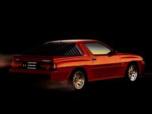 Plymouth Conquest TSi 1986 года