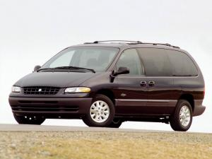 Plymouth Grand Voyager 1995 года